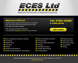 Eastwood Construction & Engineering Services, York