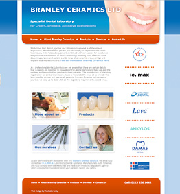 Bramley Ceramics Dental Lab, Leeds