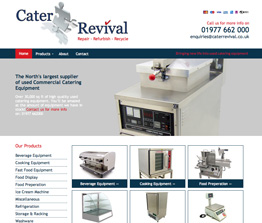 Cater Revival - Refurbished Commercial Catering Equipment, Yorkshire