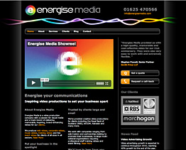 Energise media video production