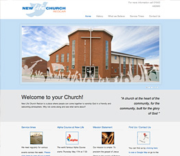 New Life Christian Church, Redcar, Cleveland