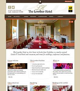 The Lowther Hotel, Goole