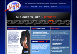 VFM Associates LTD: Specialised training, development and consultancy